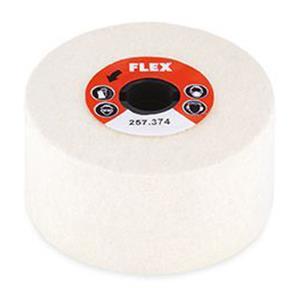 Flex 257374 Polerrulle 100×50 mm