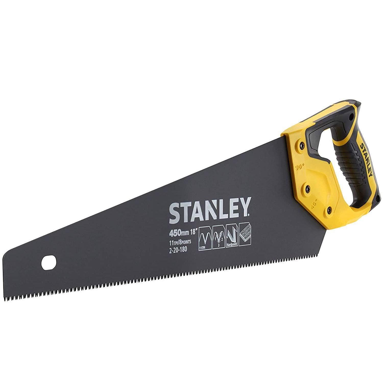 STANLEY 2-20-180 Laminatsåg fintandad 450 mm