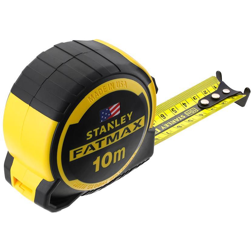 STANLEY FatMax Måttband 10 meter