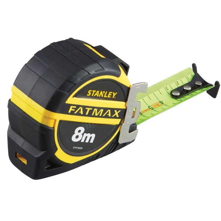 STANLEY FatMax Premium Måttband 8 meter