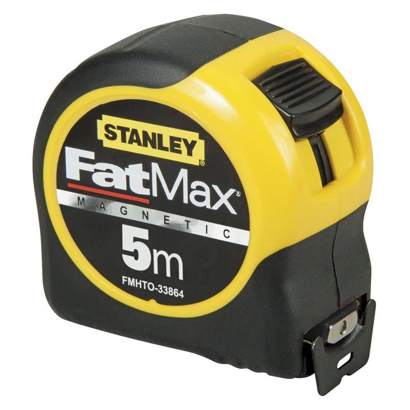 STANLEY FatMax Armor Magnetic Måttband 5 meter