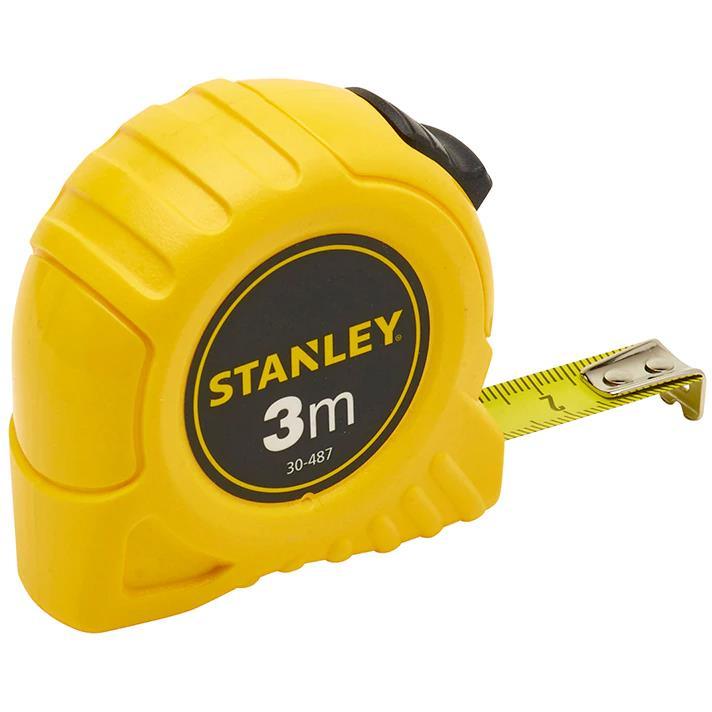STANLEY 0-30-487 Måttband 127 mm 3 meter