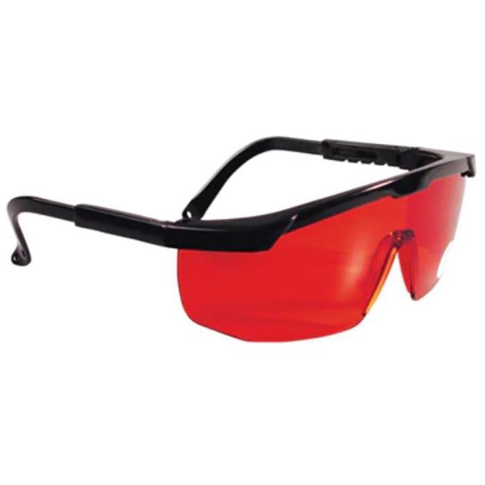 STANLEY 1-77-171 Laserglasögon röda i plast