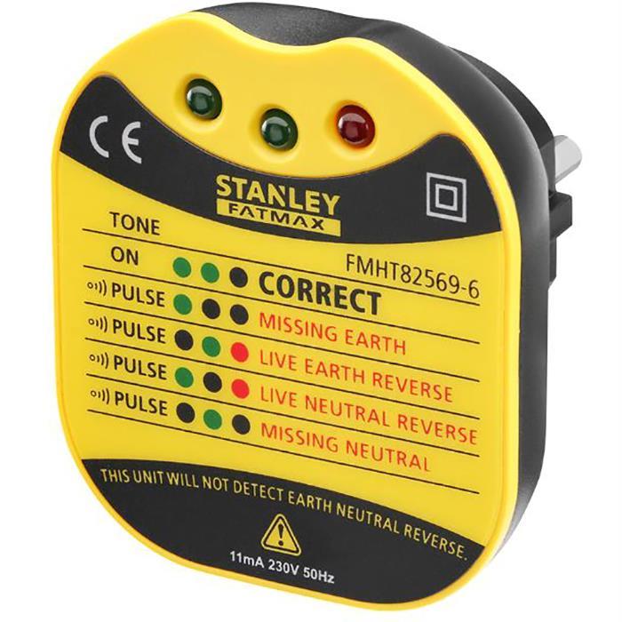 STANLEY FMHT82569-6 Spänningstestare 230V EU