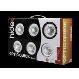 Hide-a-Lite Optic Quick Downlight 2000-3000 K