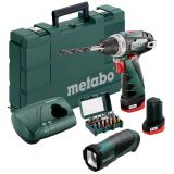 Metabo POWERMAXX BS BASIC SET Borskrutrekker