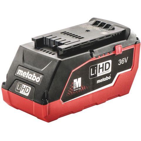 1110129 Metabo 36V LiHD Batteri 6,2Ah