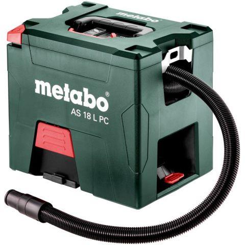 1110331 Metabo AS 18 L PC Dammsugare utan batterier och laddare