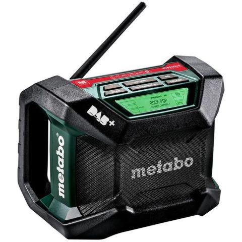1110354 Metabo R 12-18 DAB+ BT Radio utan batteri och laddare