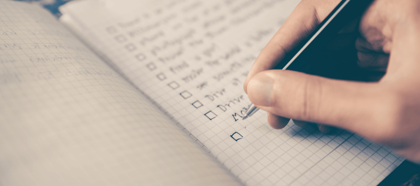 Pension Review Checklist
