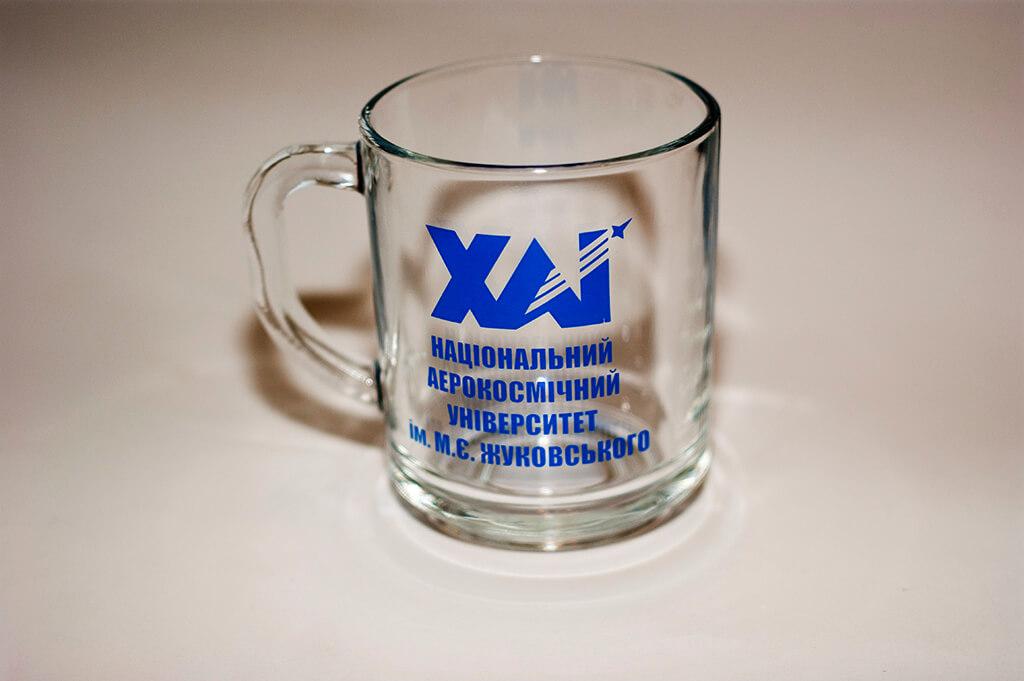 Фирменная чашка ХАИ