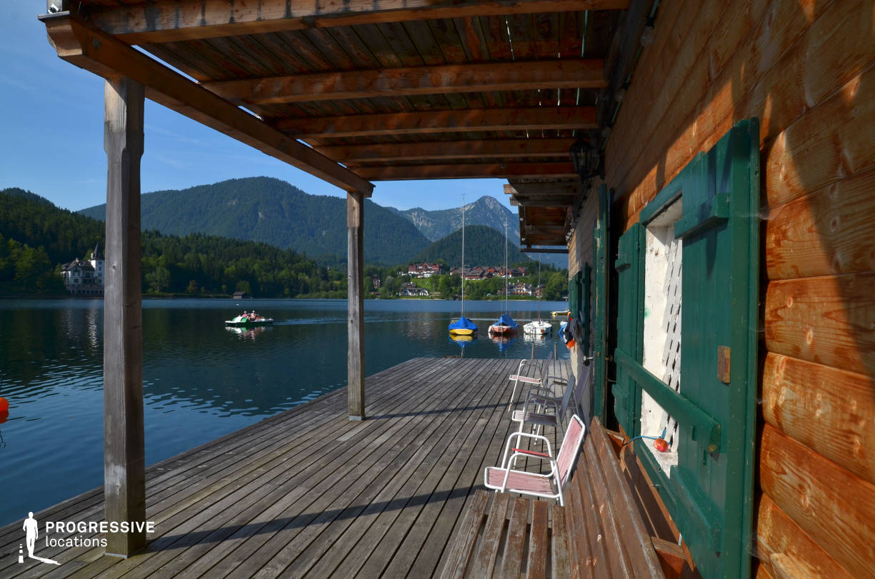 Locations in Austria: Lakeside Home %26 Terrace