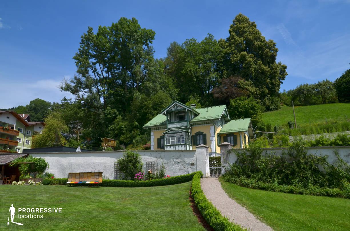 Locations in Austria: Antique Villa, Mondsee