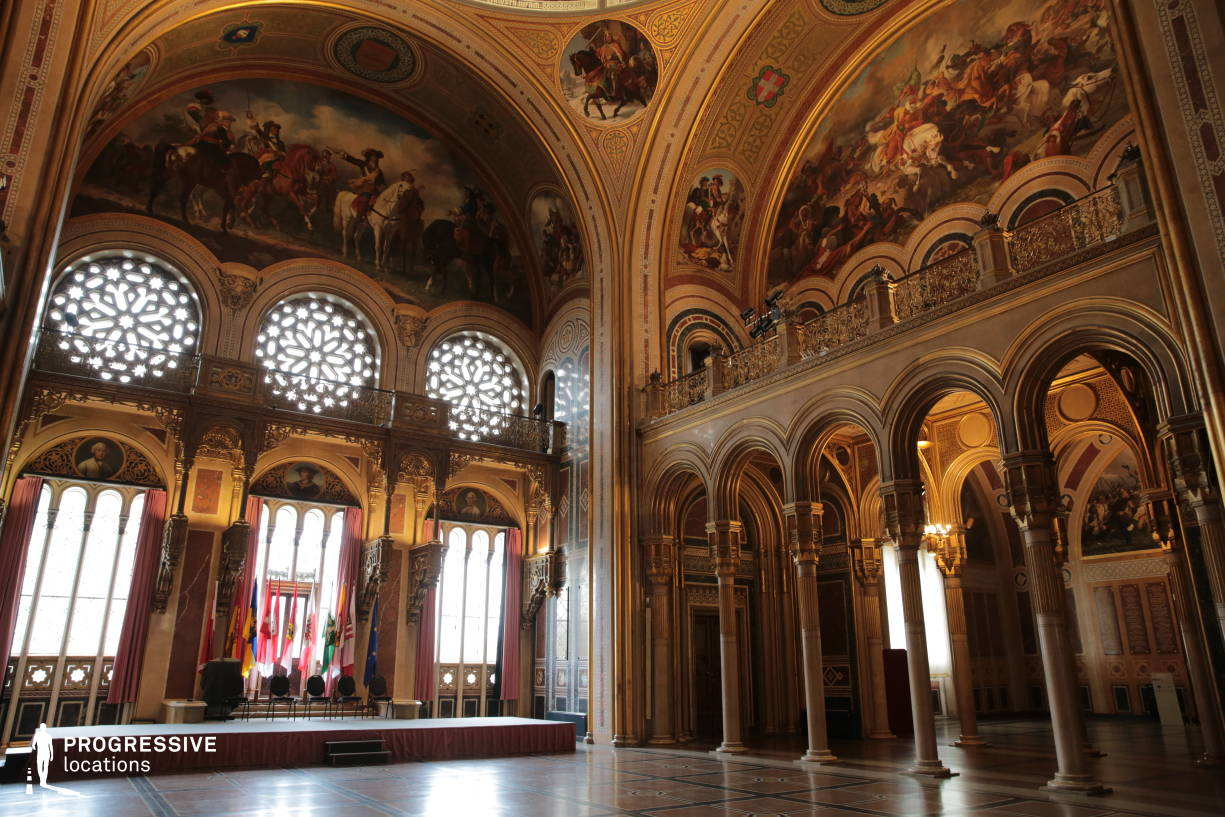 Locations in Austria: Hall Of Glory, Military History Museum