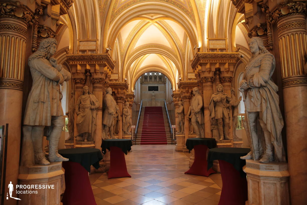 Locations in Austria: Heroes Hall, Military History Museum