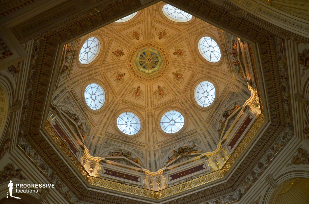 Locations in Austria: Dome, Natural History Museum