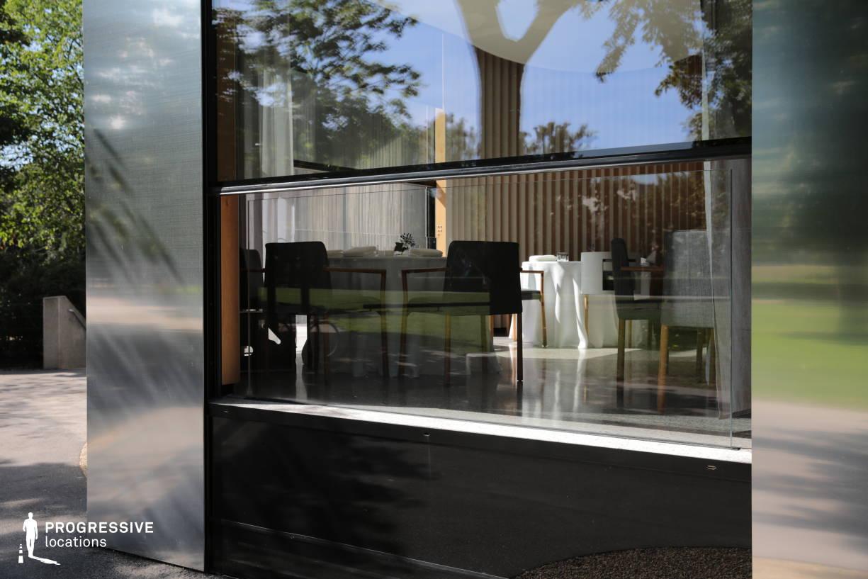 Locations in Austria: Steirereck Modern Restaurant