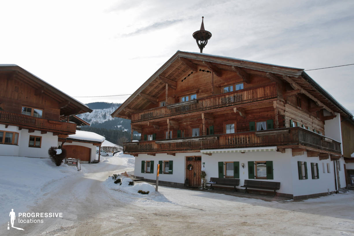 Locations in Austria: Traditional Home Hotel %26 Mayrhofen