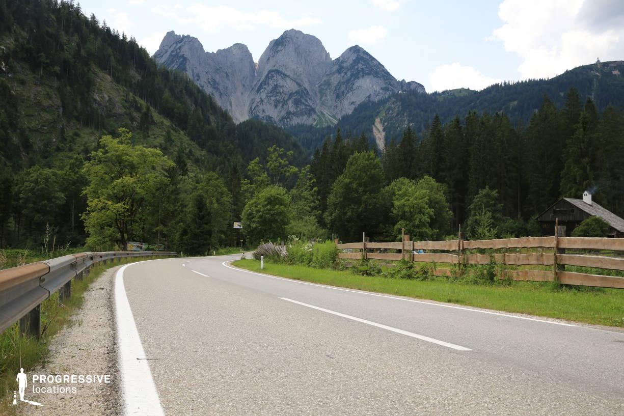 Locations in Austria: Ranch, Gosau Road