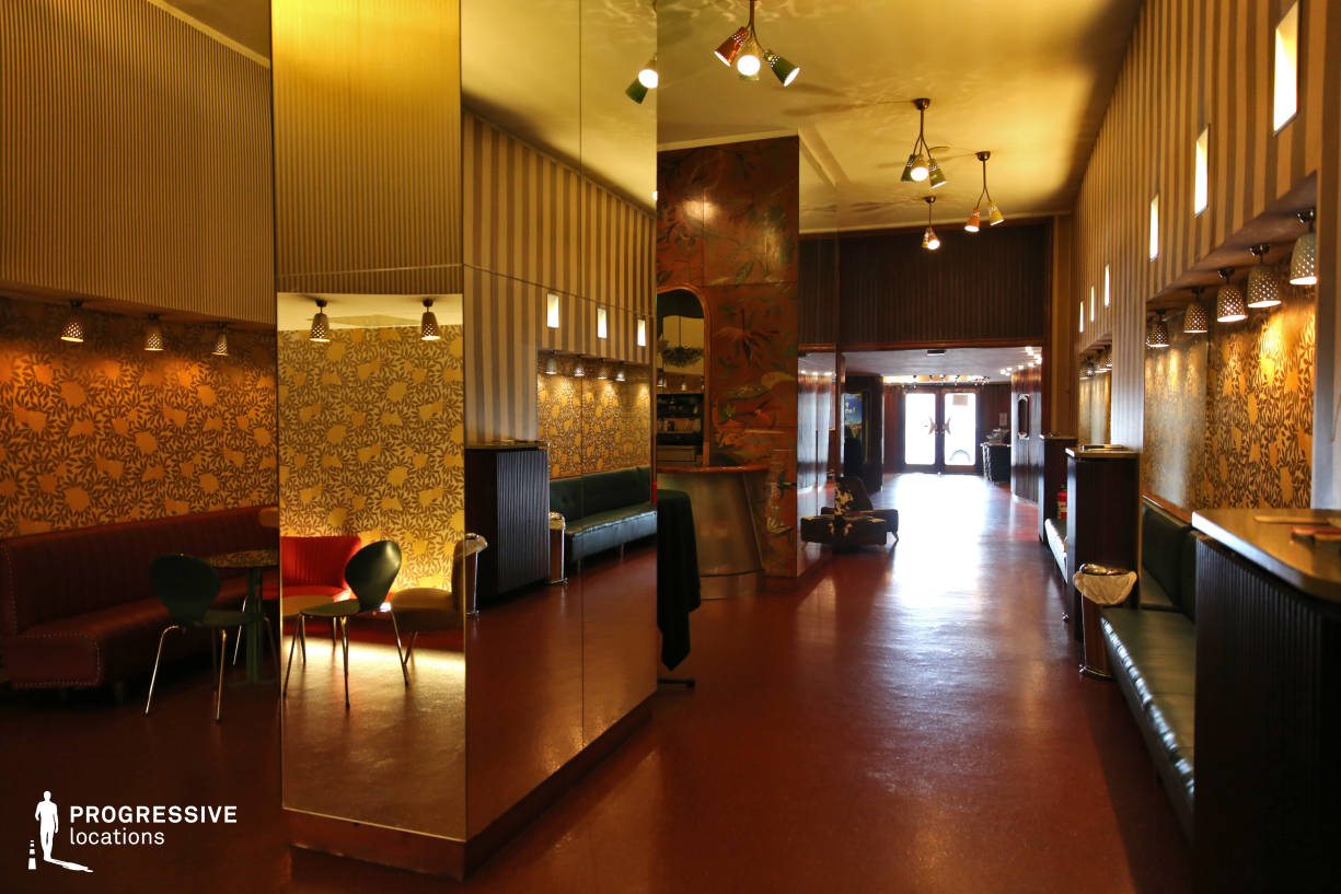 Locations in Austria: Art Deco Cafe, Filmcasino