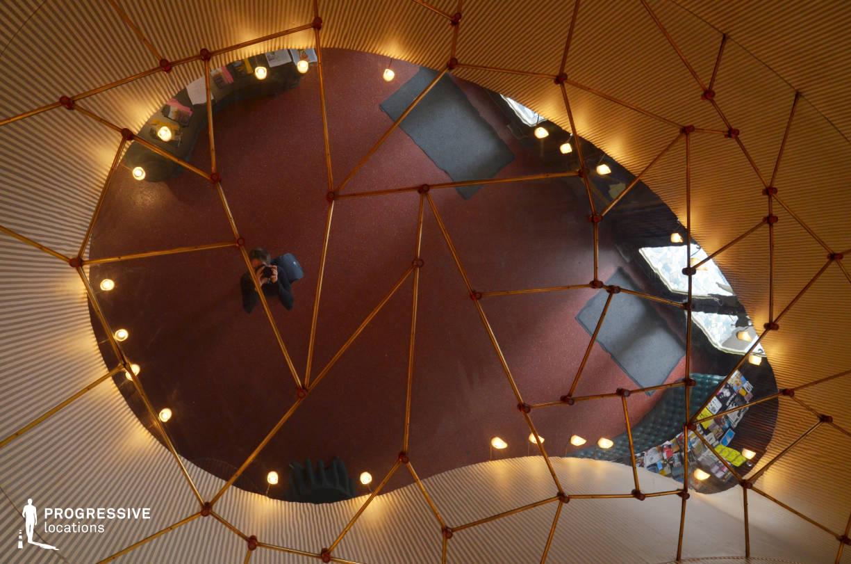 Locations in Austria: Mirror Ceiling, Filmcasino