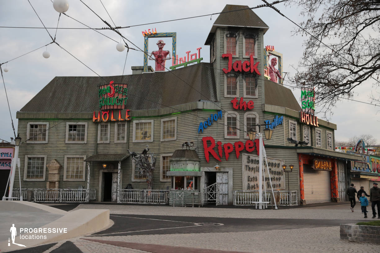 Locations in Austria: Monsters' Castle, Amusement Park