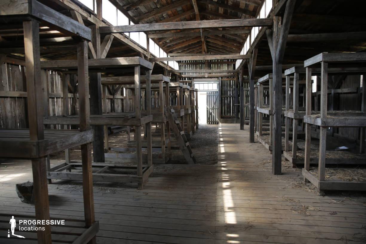 Labor Camp Backlot: Barrack Interior