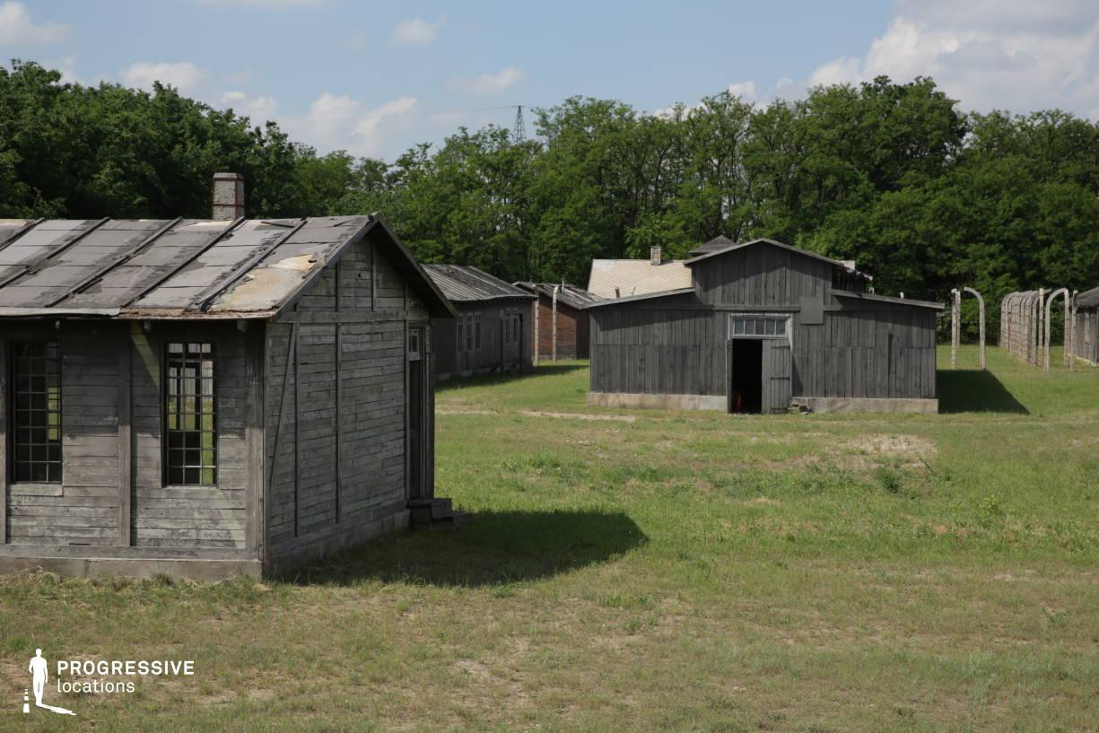 Labor Camp Backlot: Barracks