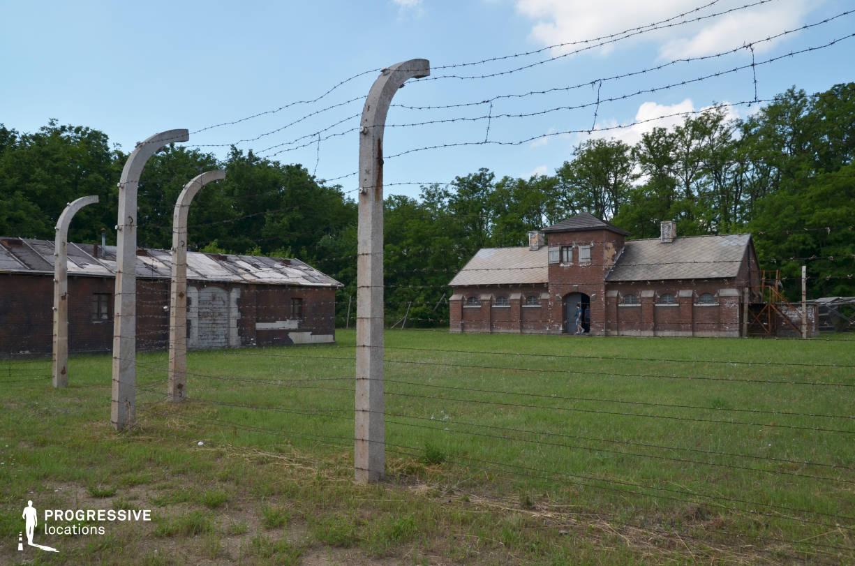 Labor Camp Backlot: Camp Headquarters