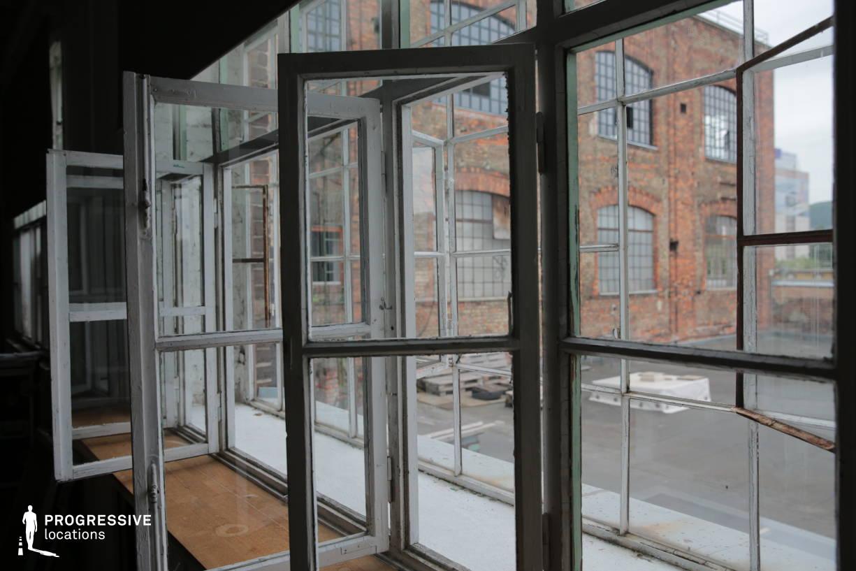 Locations in Budapest: Loft Windows