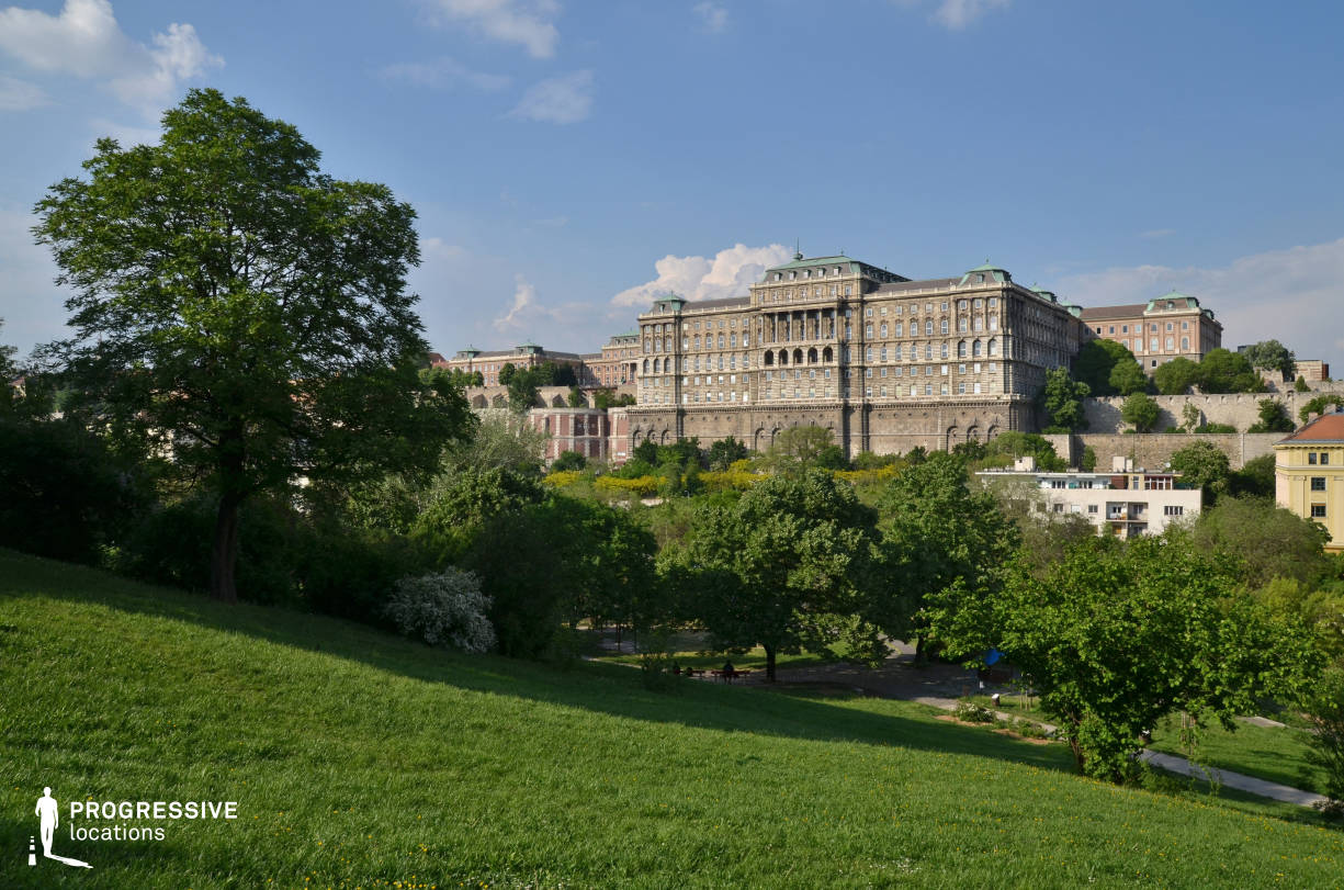 Locations in Budapest: Taban City Park %26 Buda Castle