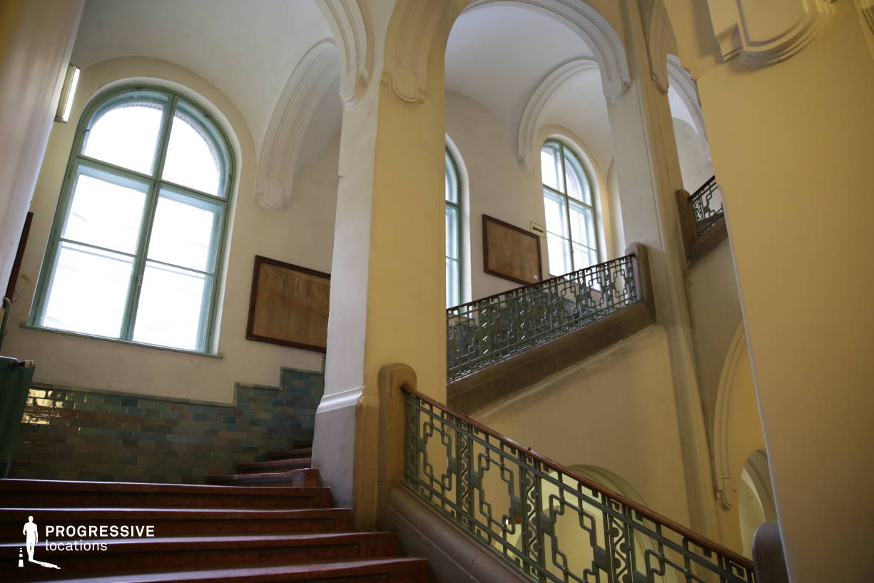 Staircase, University Of Technology
