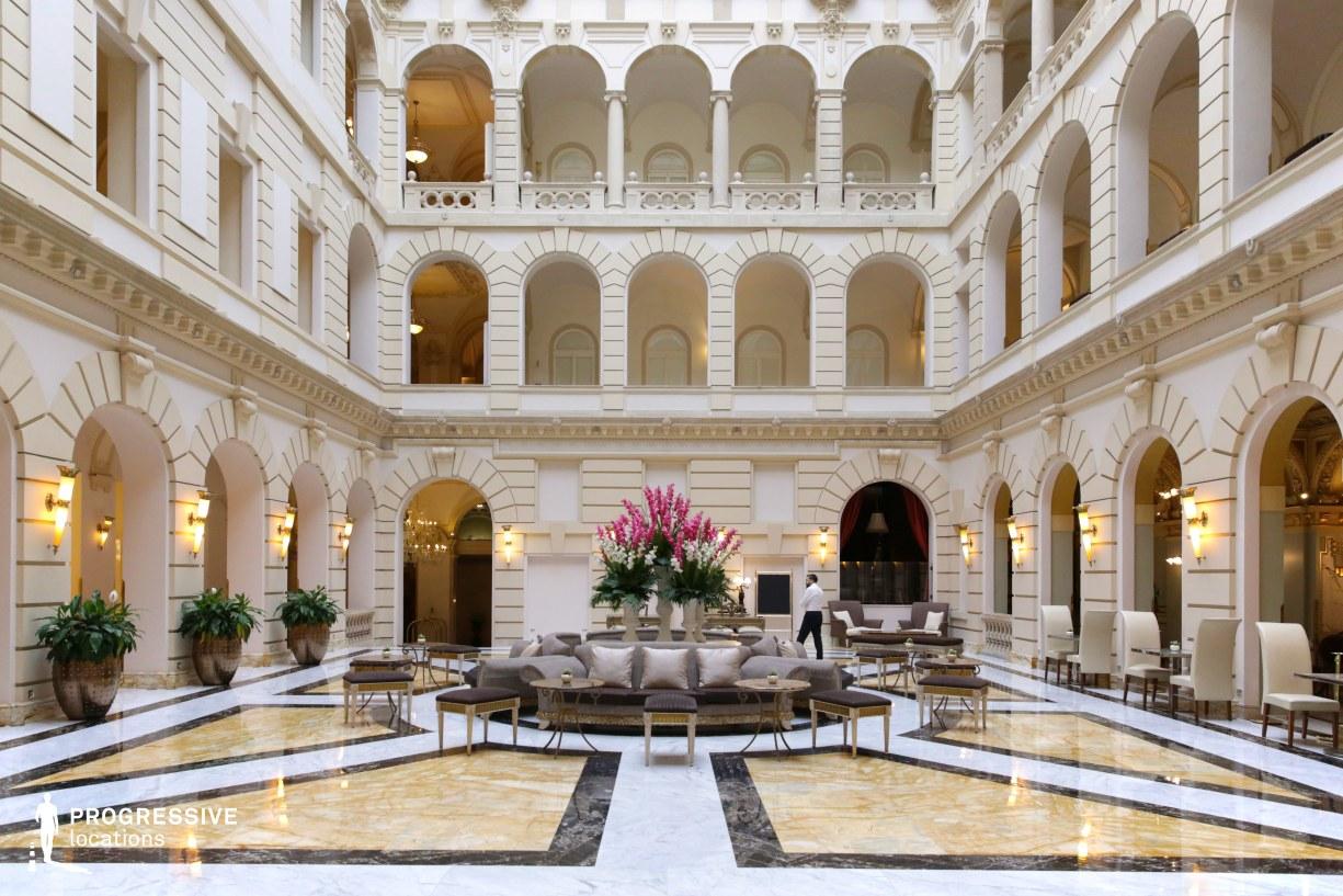 Locations in Hungary: Lobby %26 Atrium, Boscolo