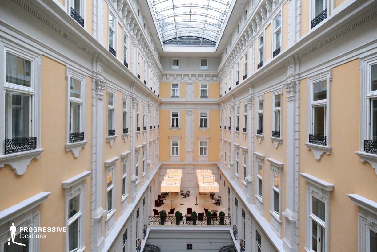 Locations in Hungary: Lobby %26 Restaurant, Corinthia