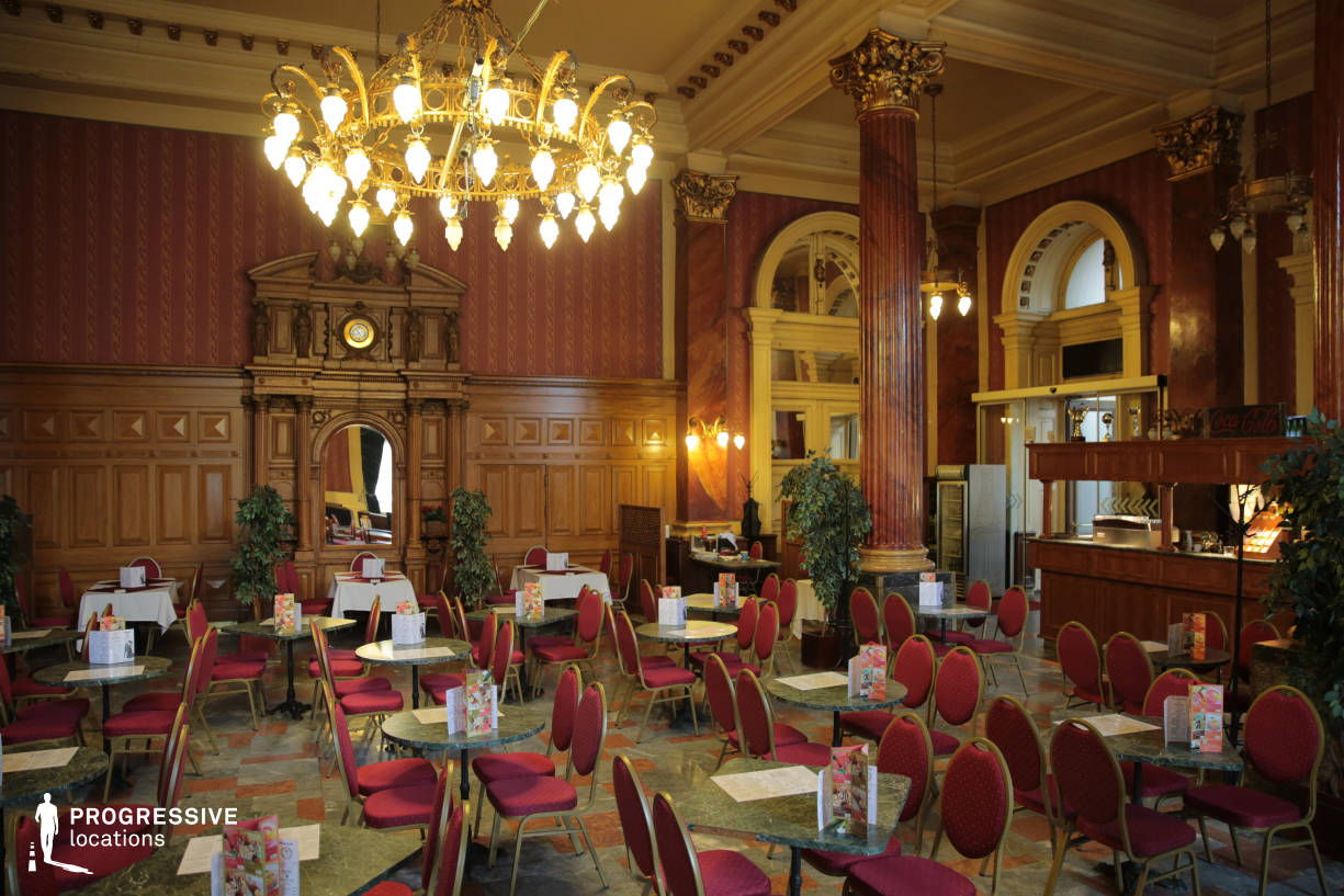 Locations in Hungary: Baross Old Restaurant