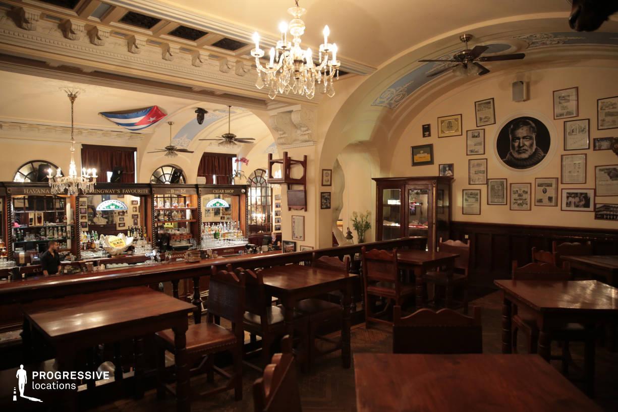 Locations in Hungary: La Bodeguita Bar