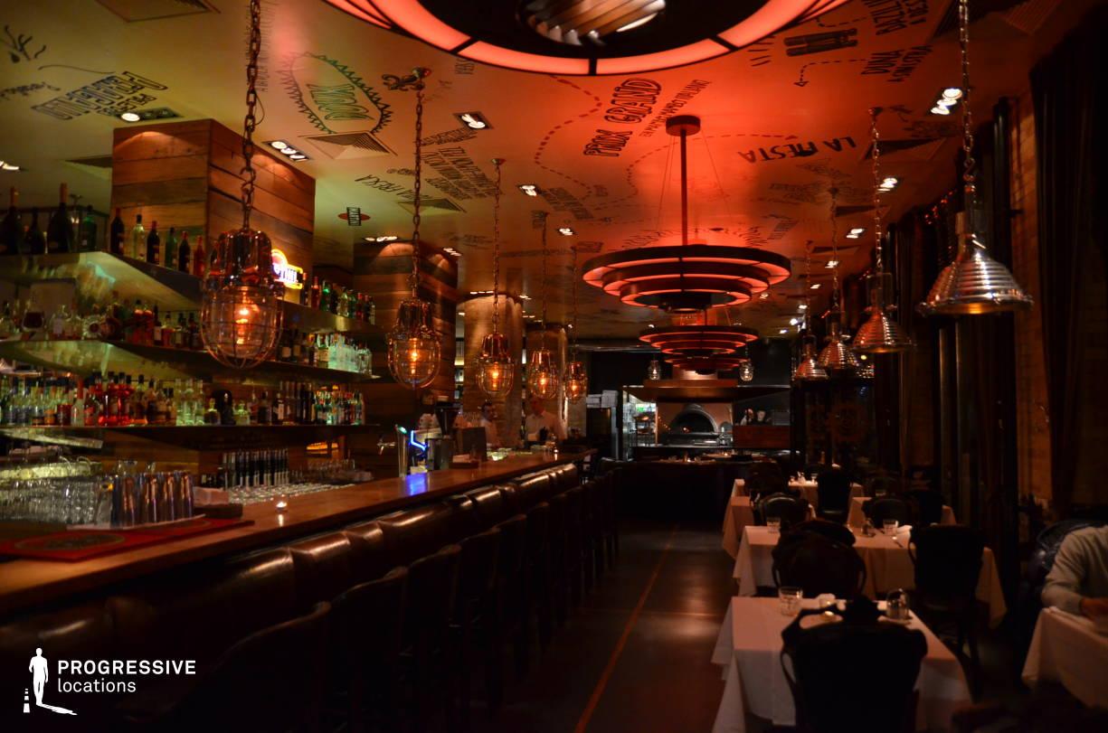 Locations in Hungary: Posh Bar, TG