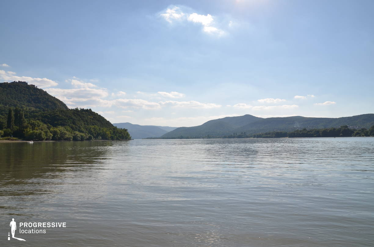 River Danube, Island %26 Panorama
