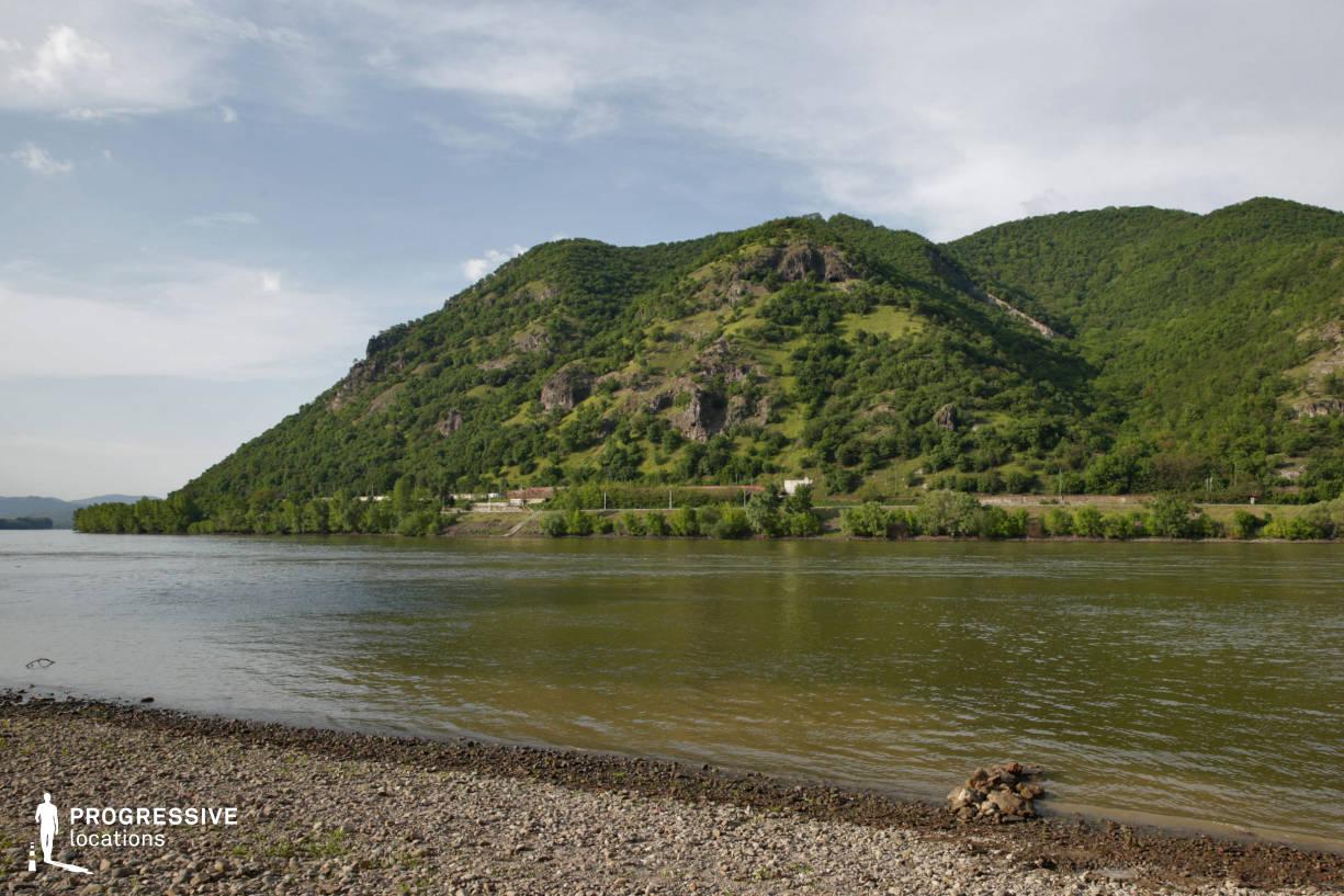 Locations in Hungary: River Shore, Danube