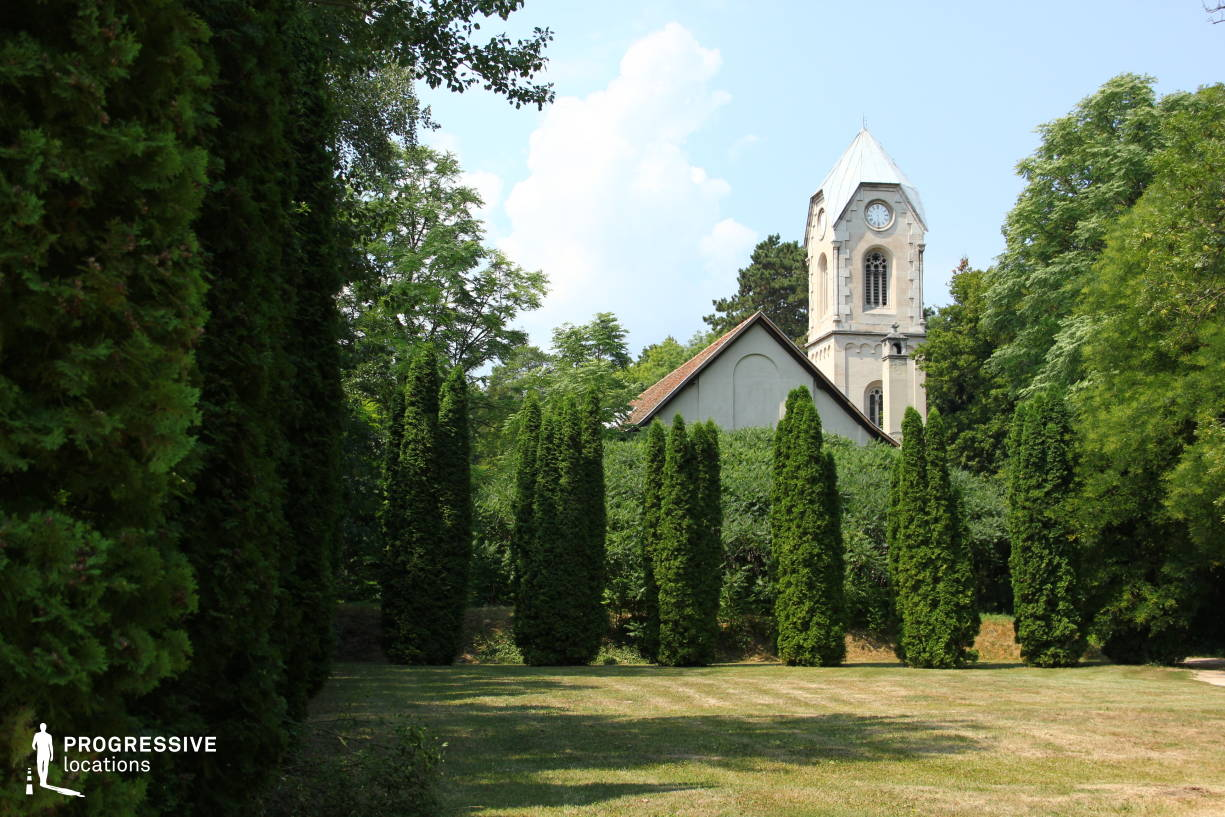Locations in Hungary: Alcsut Park %26 Chapel
