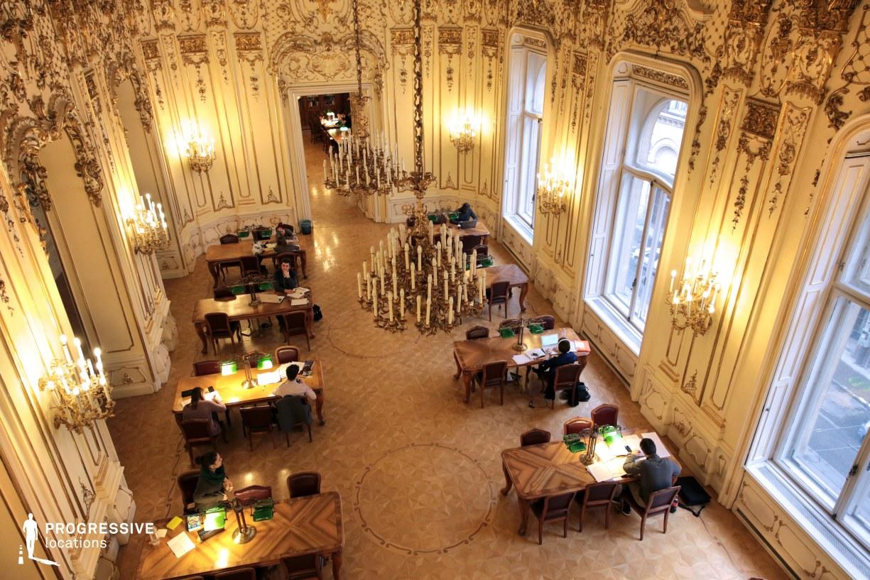 Locations in Hungary: Big Ballroom, Wenckheim Palace