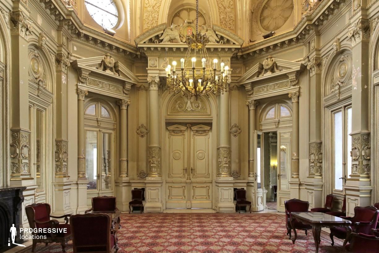 Locations in Hungary: Royal Waiting Hall, Nyugati Train Station