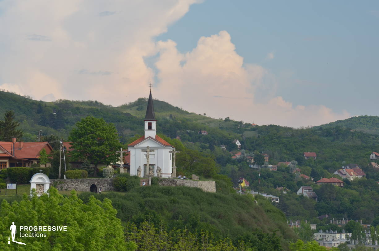 Locations in Hungary: Hill Chapel, Esztergom