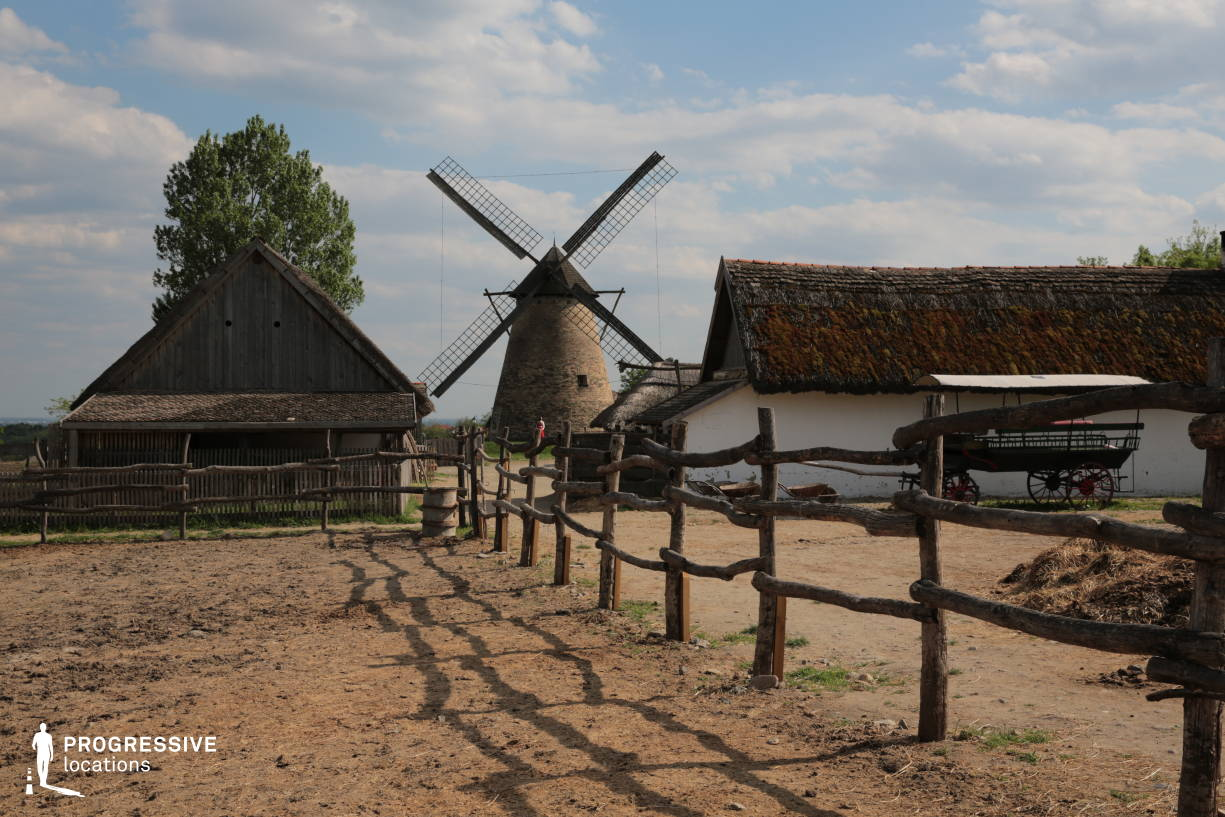 Locations in Hungary: Ranch Farm, Szentendre