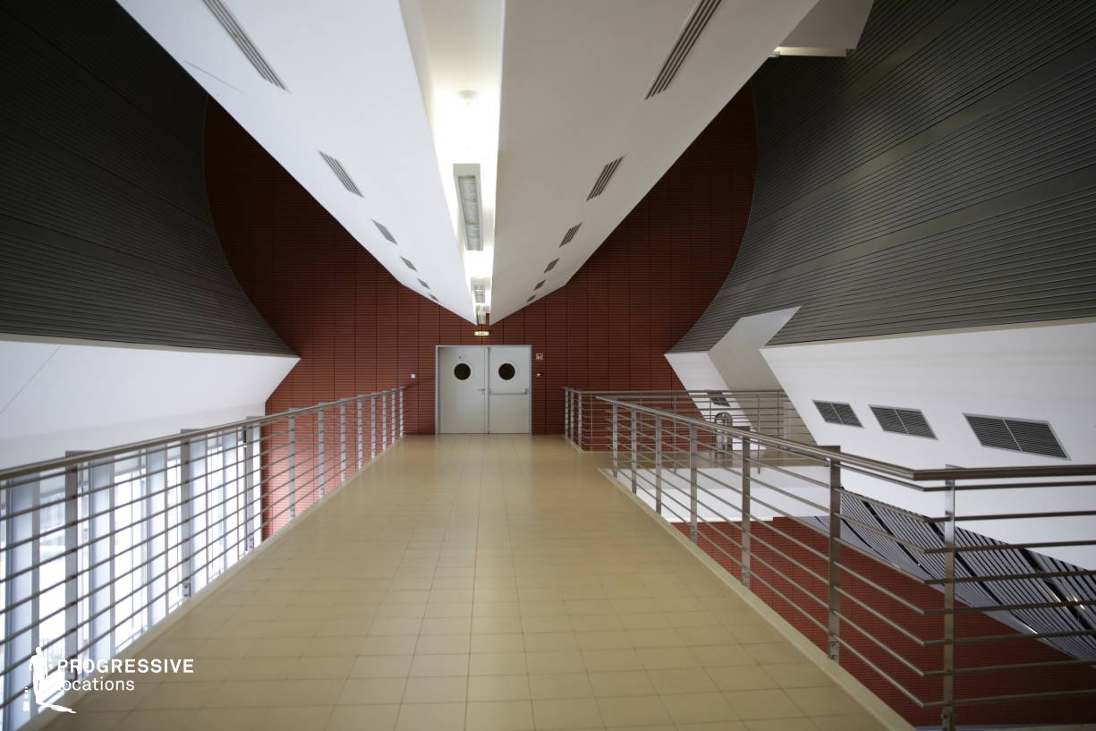 Locations in Hungary: High Tech Sci-Fi Corridor