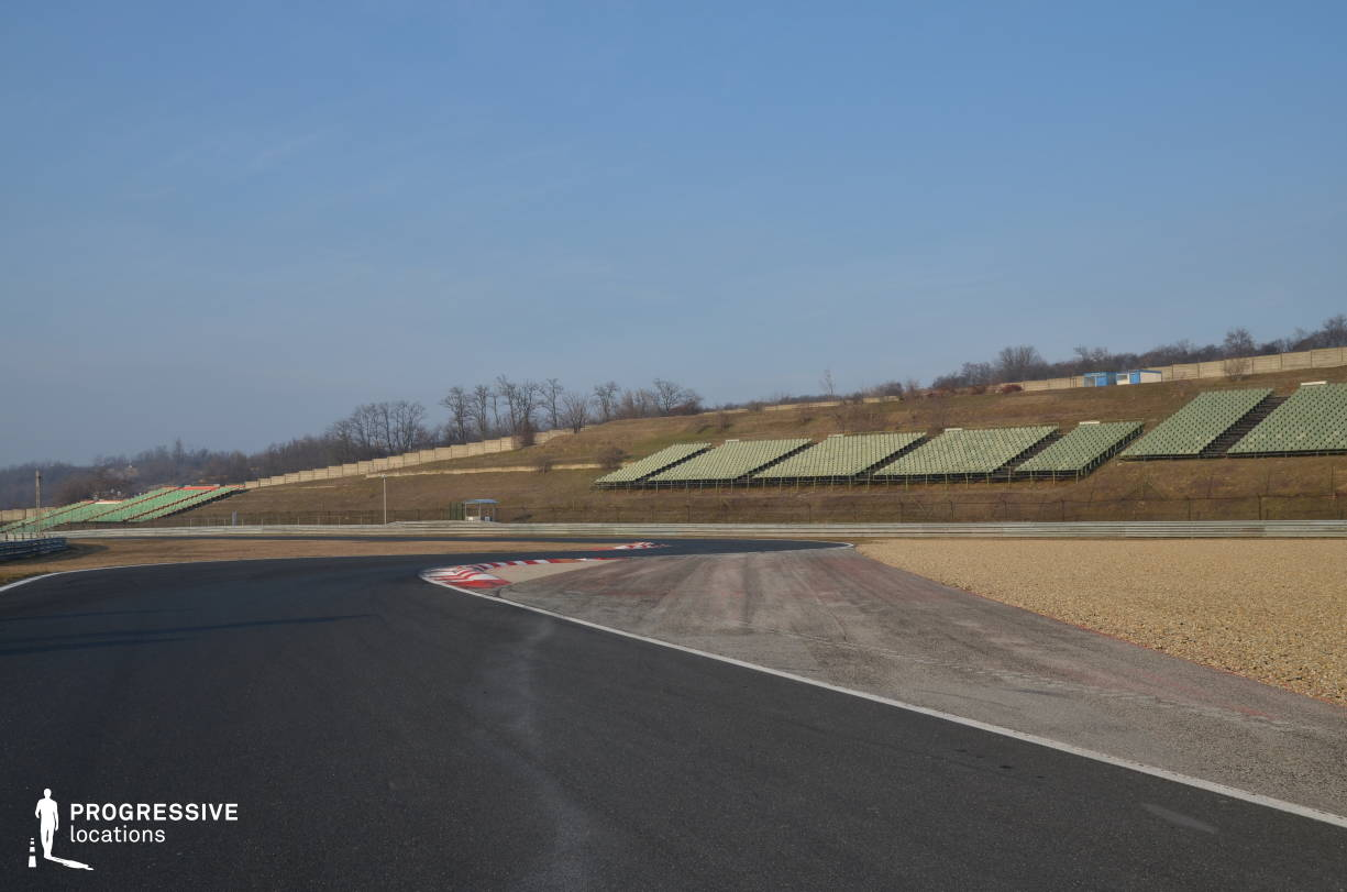 Locations in Hungary: Curve %26 Race Track, Hungaroring