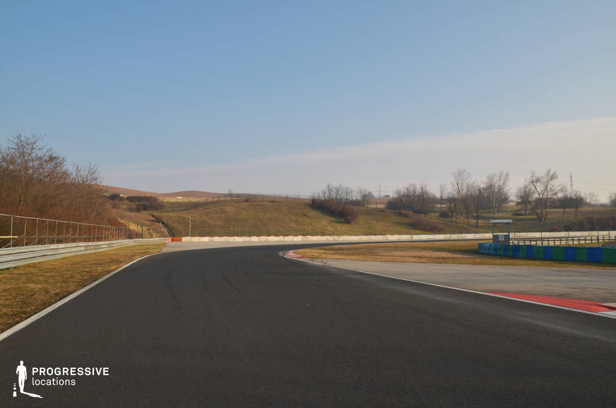 Locations in Hungary: Race Track %26 Curve, Hungaroring
