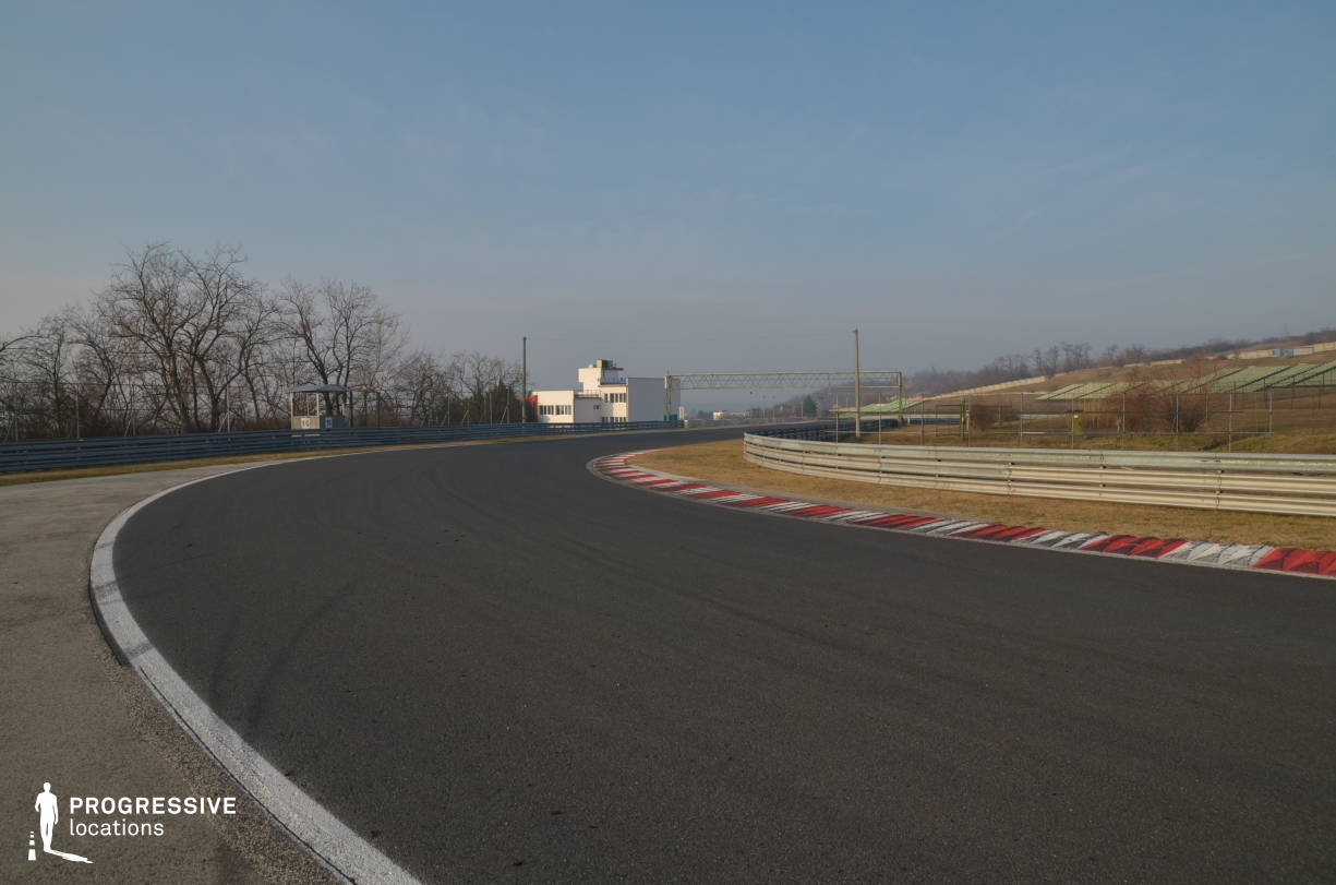 Locations in Hungary: Tarmac Race Track, Hungaroring