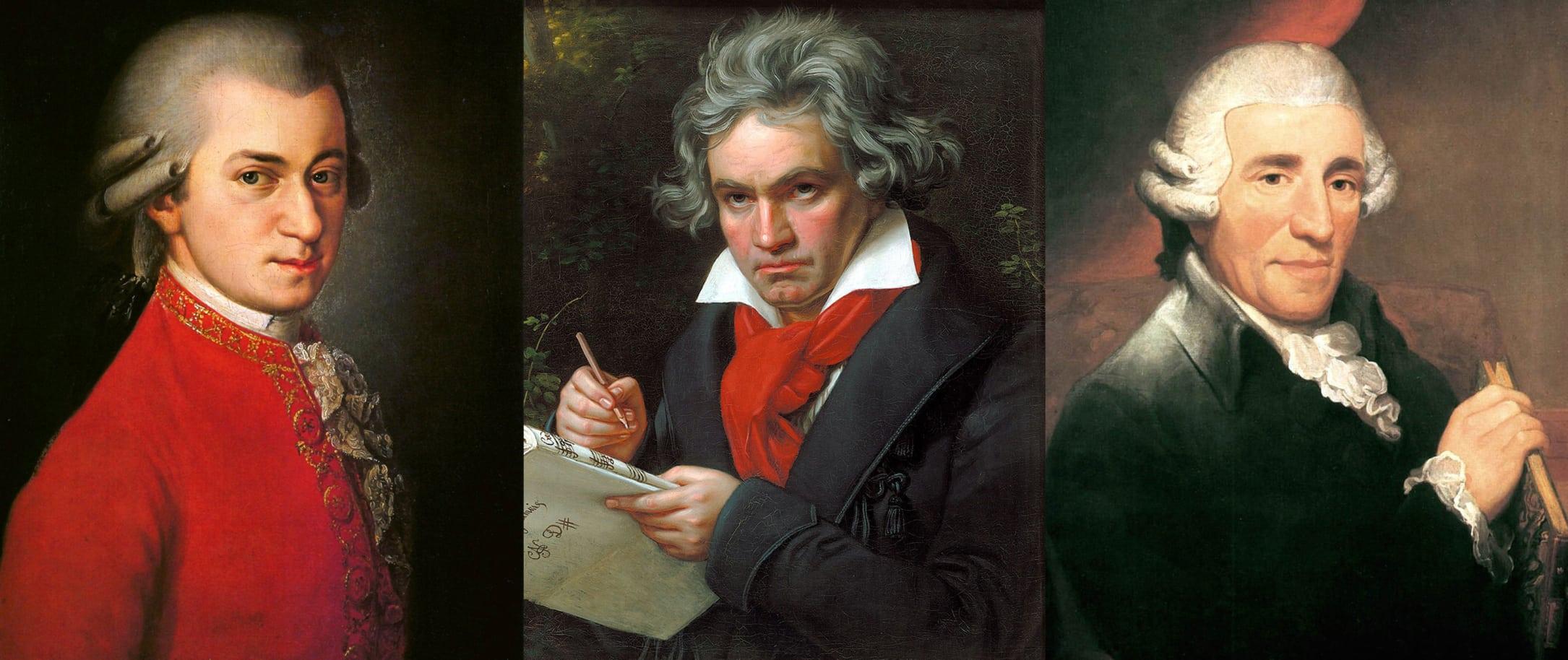 ludwig van beethoven and mozart Mozart vs salieri from the film amadeus coup de gueule: quand yvan le bolloc'h interpelle pierre gattaz au sujet du salaire des ha.