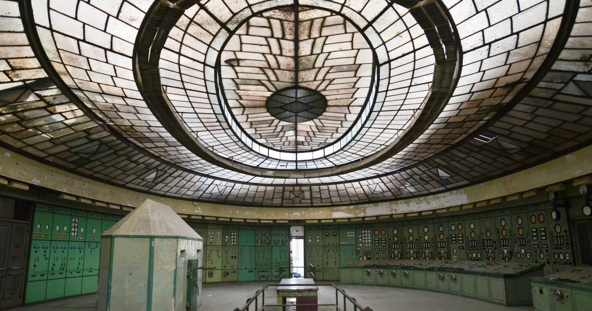 Top Filming Locations Art Deco Power Plant In Budapest